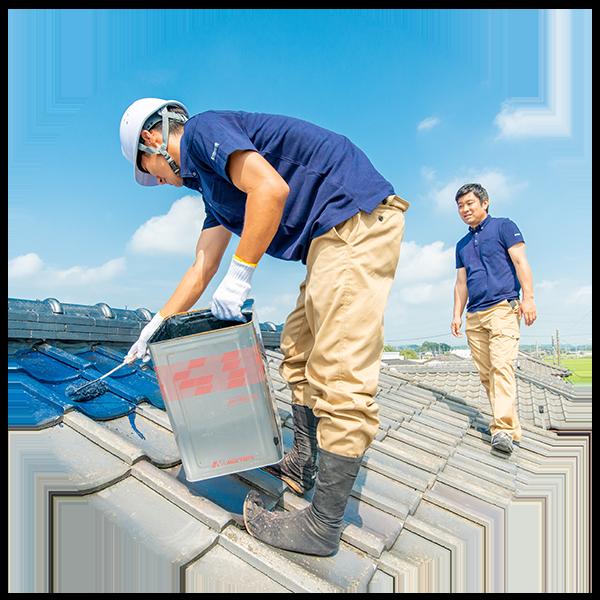 外壁や屋根のメンテナンスって何のために行うの?